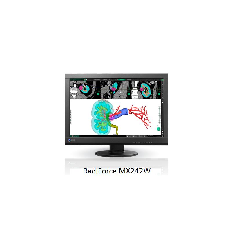 Ecran EIZO RadiForce MX242 - Demonstration JFR