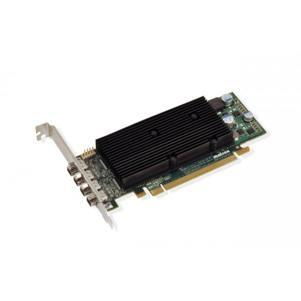 Carte Matrox M9148 LP PCIe X16