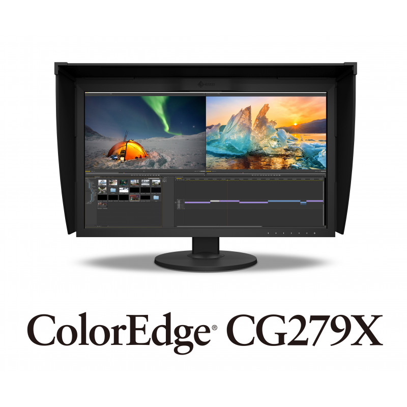 ECRAN EIZO COLOREDGE CG279X NOIR